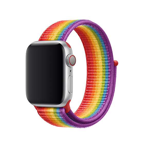 pride szíjas Apple Watch